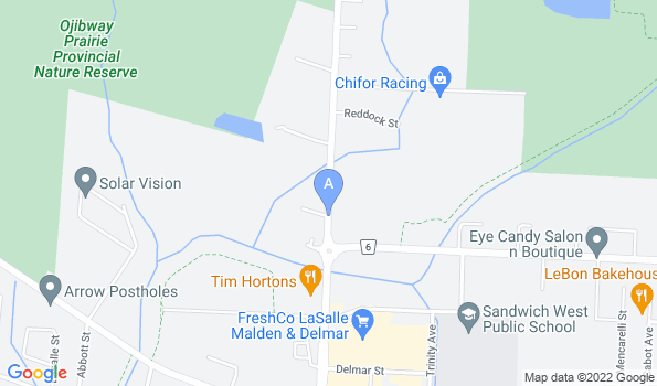 Street map of Malden Road Veterinary Hospital